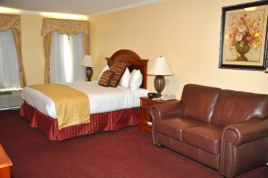 Bangor Maine Hotel Room - Executive Room at the White House Inn