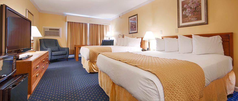 Bangor Maine Hotel Rooms