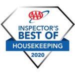 Inspector Housekeeping Award